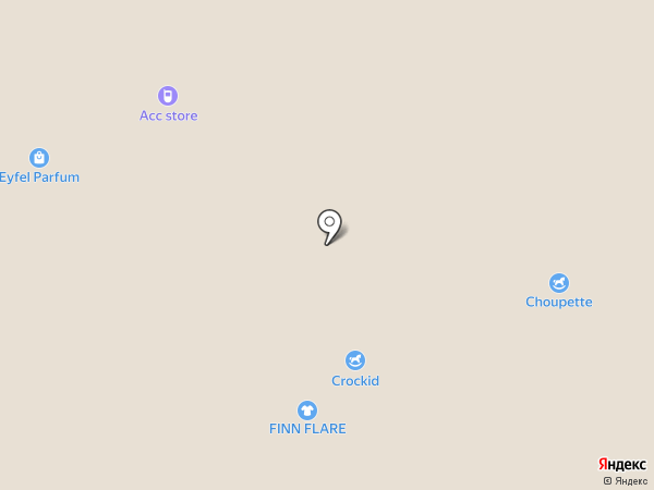 Трактор на карте Челябинска