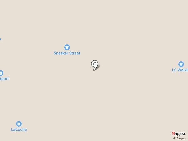 LC WAIKIKI на карте Челябинска