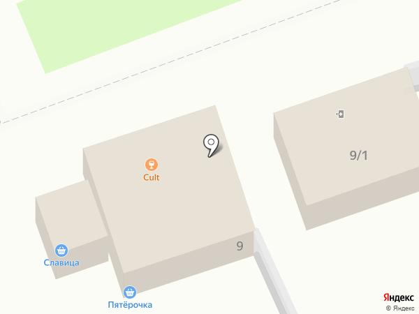 ЛедиГрум на карте Челябинска