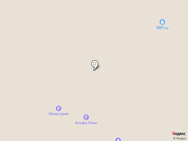 ДНС на карте Челябинска