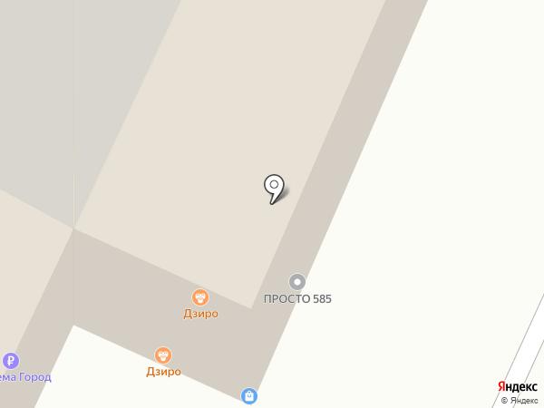 Магазин отделочных материалов на карте Челябинска