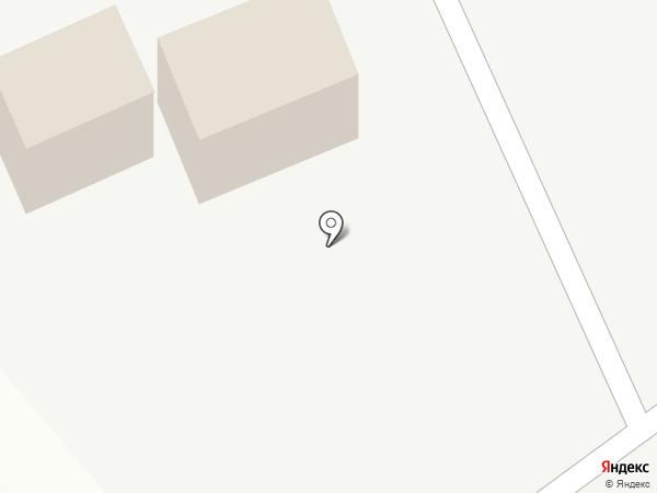 Ампер на карте Челябинска