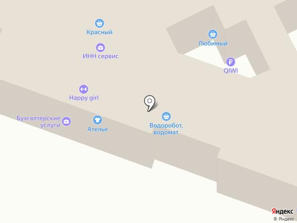 AngelDance на карте Челябинска