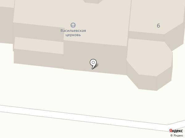 Воскресная школа на карте Челябинска