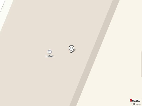 Спецпошив на карте Челябинска