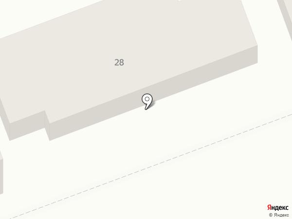 Челяббиовет на карте Челябинска
