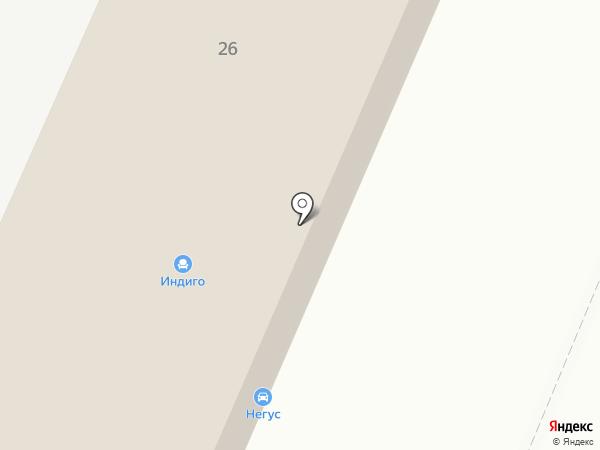 Боярд-Челябинск на карте Челябинска