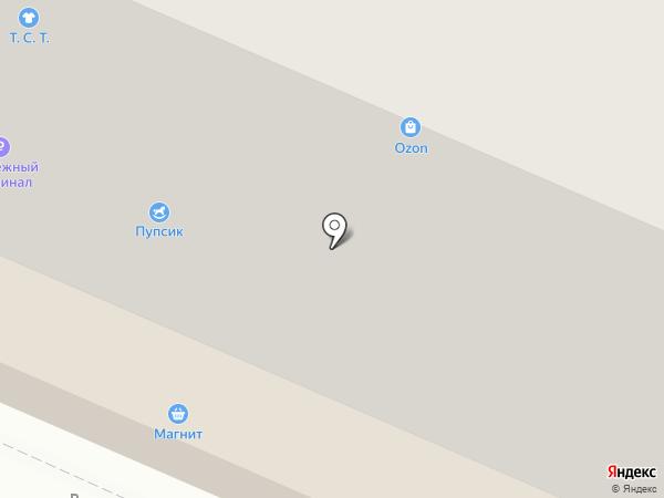 Десятое Королевство на карте Челябинска