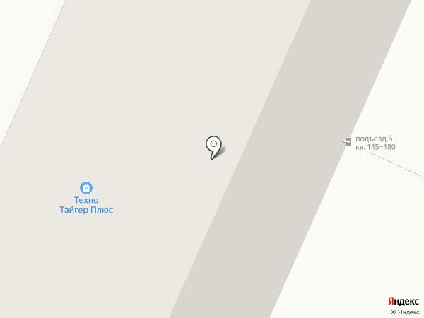 ГринПласт на карте Челябинска