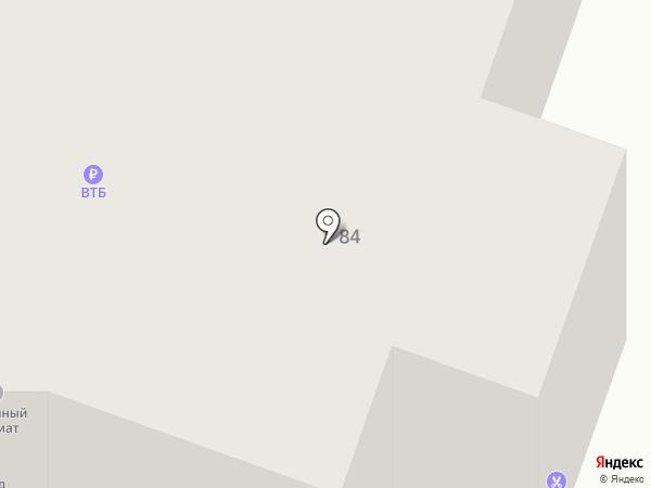 Княжий сокольник на карте Челябинска