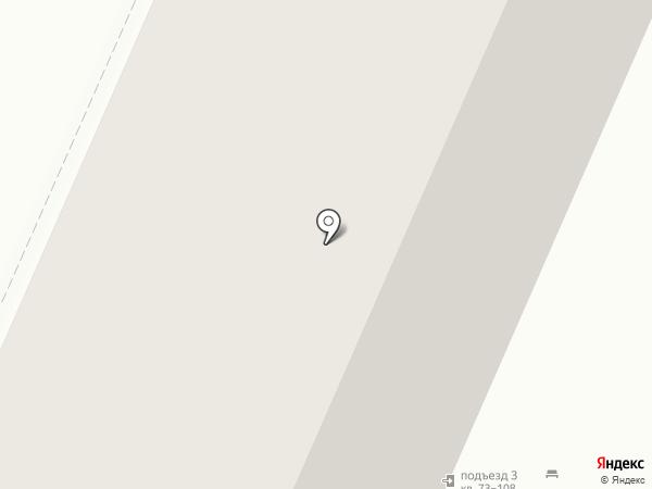 Майами на карте Челябинска