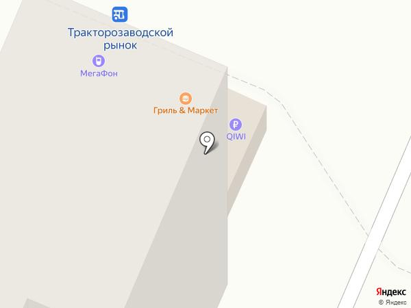 Закусочная на карте Челябинска