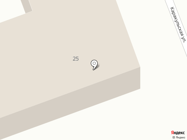 Аллюр-Сталь на карте Челябинска