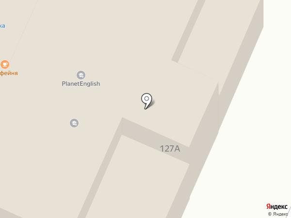 Авто Лидер на карте Челябинска