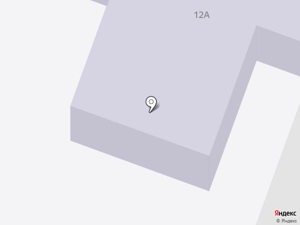 Детский сад №453 на карте Челябинска