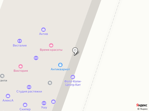 Сибирское здоровье на карте Челябинска