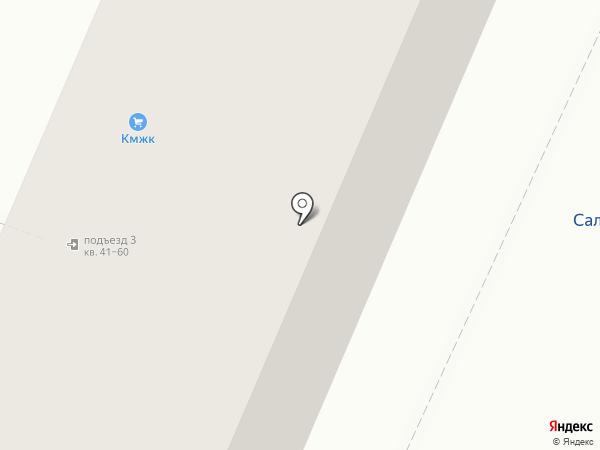 Торгово-производственная фирма на карте Челябинска