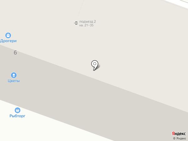 Сладко Вам на карте Челябинска