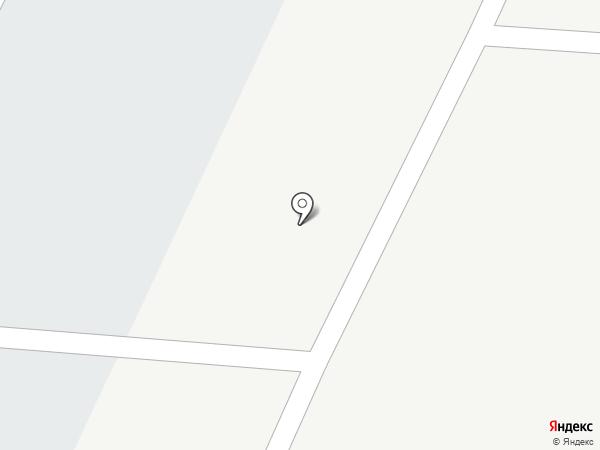 Строительный двор на карте Челябинска