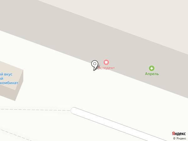 Рыбка на карте Челябинска
