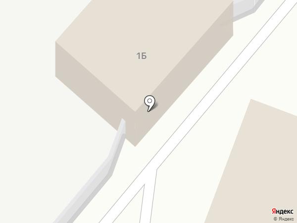 КАФС на карте Челябинска