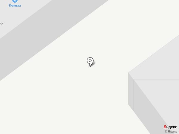 Альянс-Эксперт на карте Челябинска