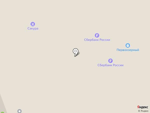 Магазин зоотоваров на карте Челябинска