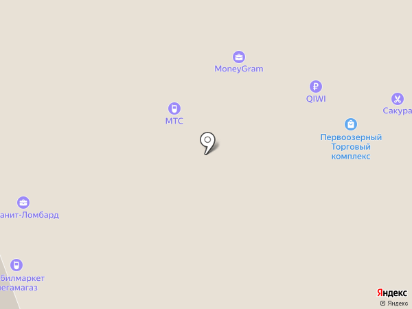AlfaBit на карте Челябинска