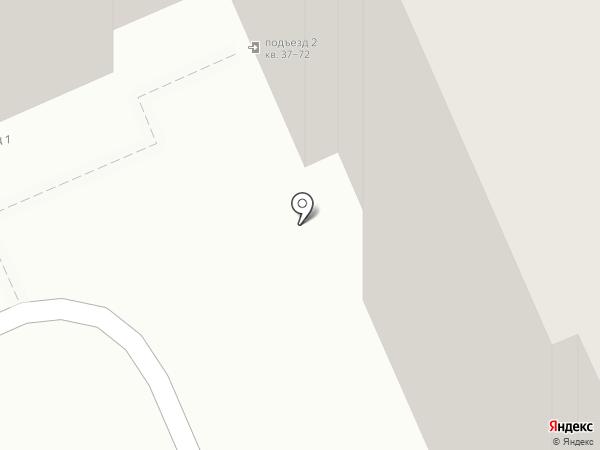 Услада на карте Челябинска