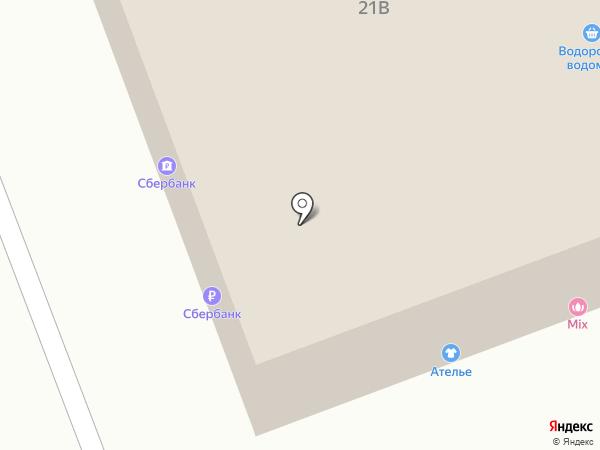 СБ на карте Челябинска