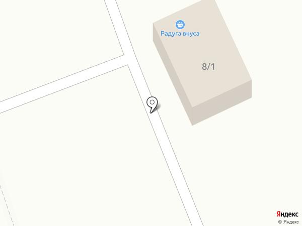Продуктовый магазин на ул. Хохрякова на карте Челябинска
