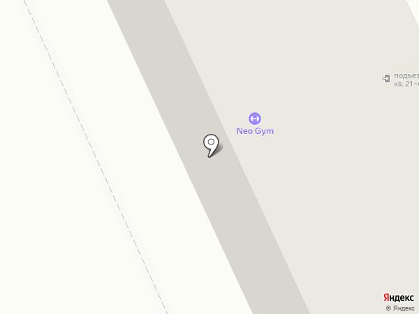 ЮжУралКран на карте Челябинска