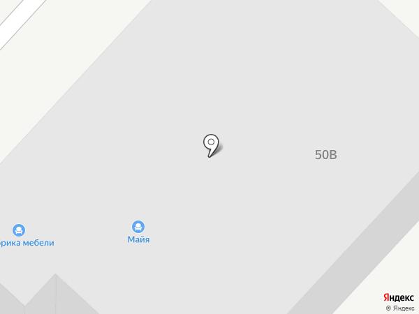 Лесторг 74 на карте Челябинска