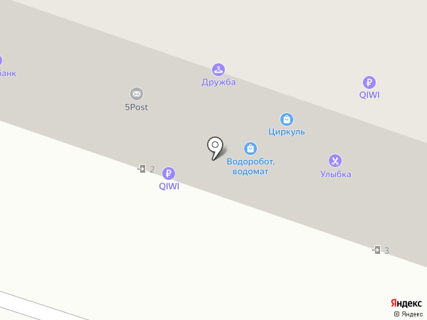 Мастерская по ремонту часов на Копейском шоссе на карте Челябинска