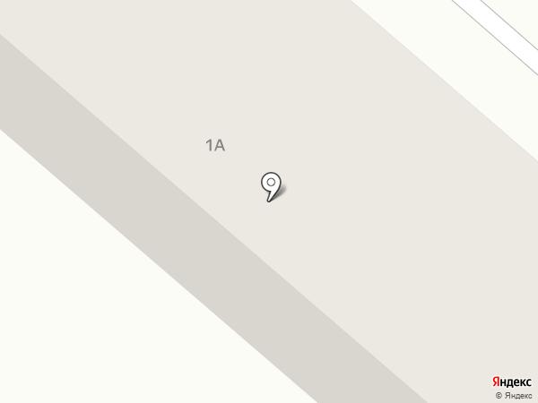 Комсомолец на карте Копейска