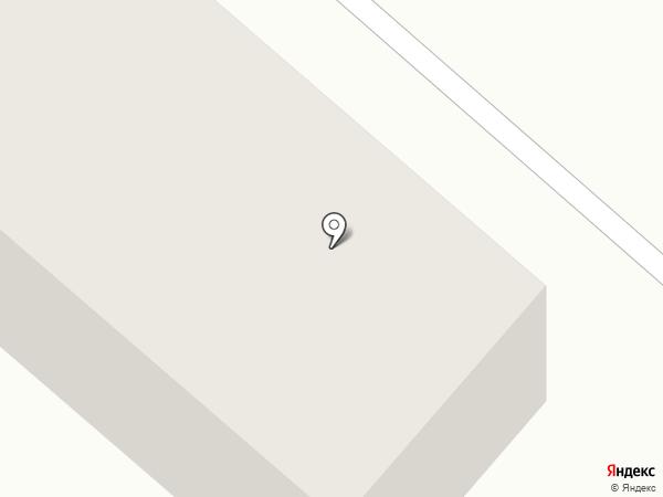 Комсомолец, ЖСК на карте Копейска