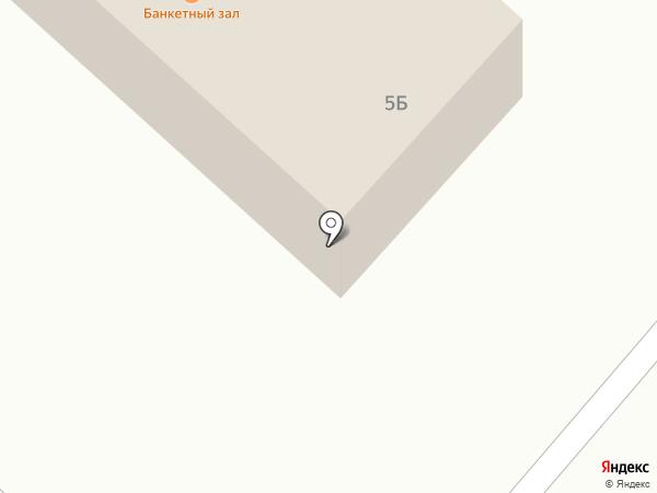 Банкетный зал на карте Копейска