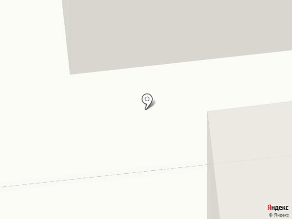 Квартал у озера на карте Челябинска