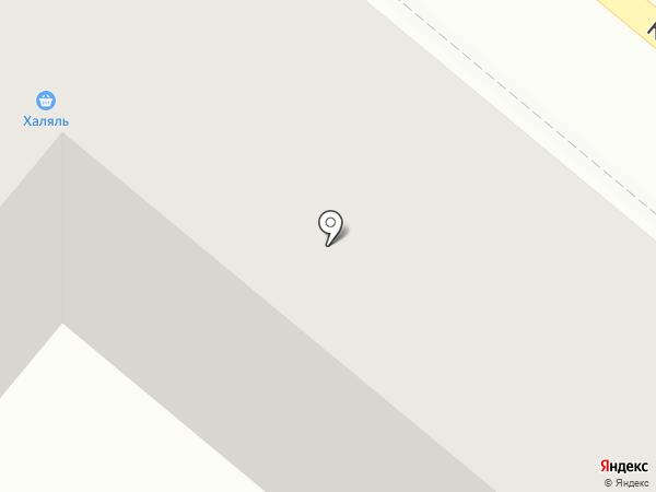 Строитель на карте Копейска