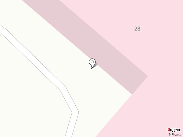 Копейский Реабилитационный центр для лиц с умственной отсталостью на карте Копейска