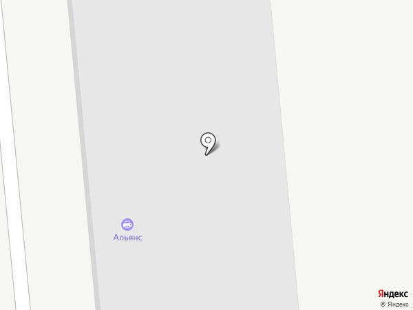 Альянс на карте Копейска