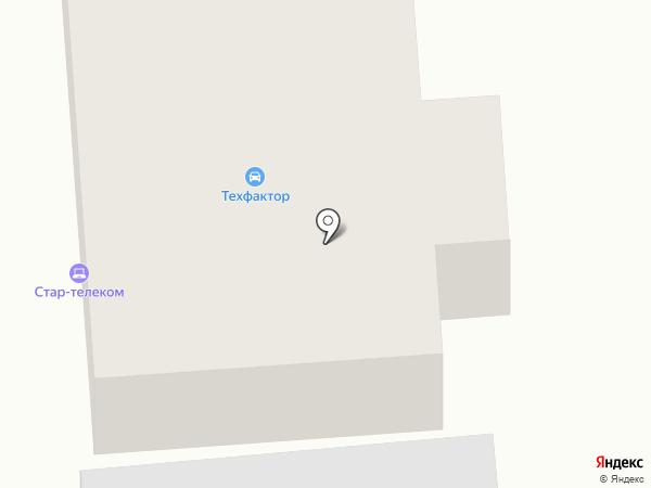 Старт-плюс на карте Копейска