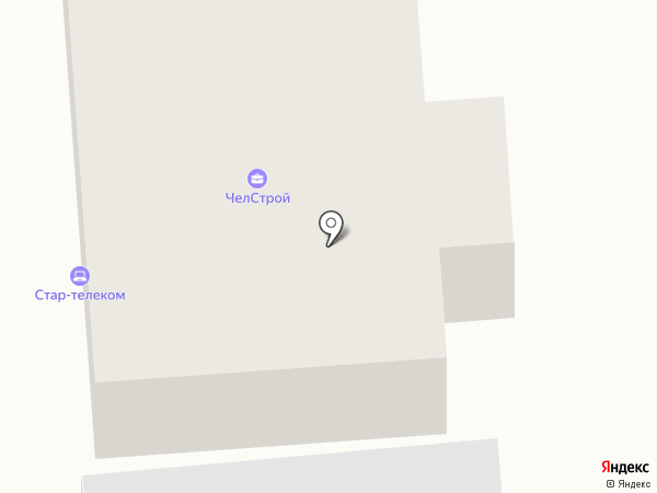 СтройМастер на карте Копейска
