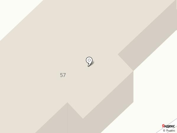 Автокомплекс на карте Копейска