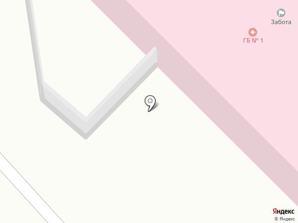 Врачебный кабинет на карте Копейска