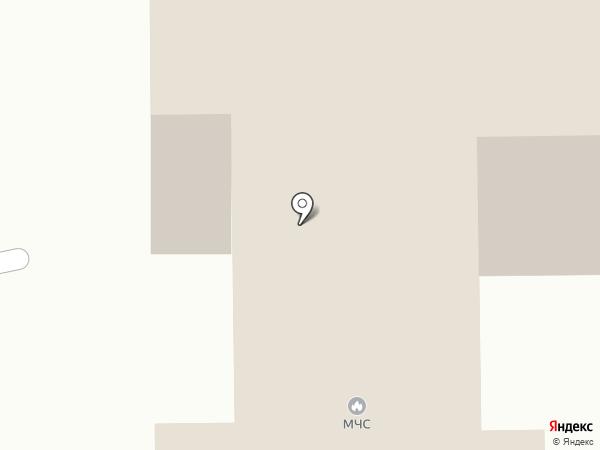 Отдельный пост пожарно-спасательной части №19 на карте Копейска