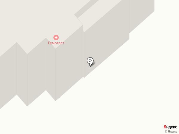 Родина на карте Копейска