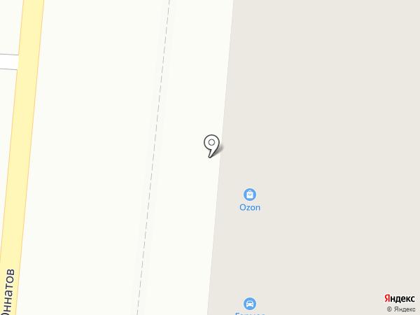 Буфет на карте Копейска