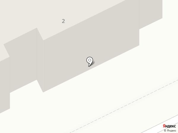 Перекресток на карте Копейска