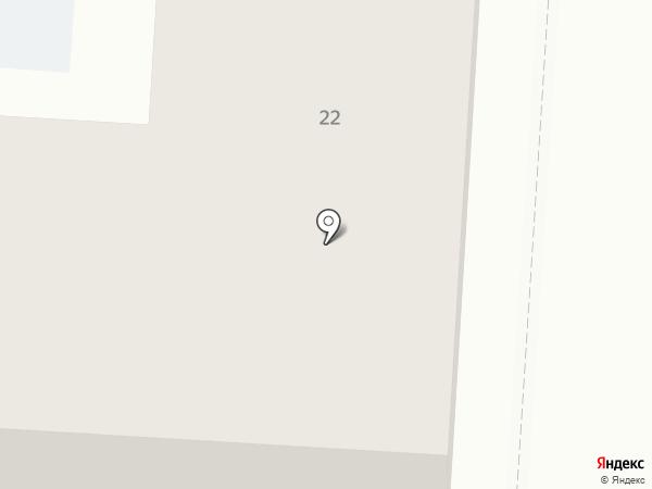 Ёлка на карте Копейска